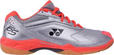 Yonex Power Cushion 65 - Silver/Red