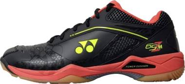 Yonex Power Cushion 65 Z - Black/Red
