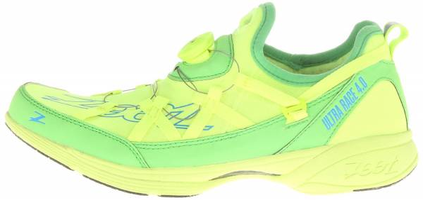 Zoot Ultra Race 4.0 men giallo (safety yellow green flash zoot blue)