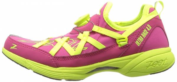Zoot Ultra Race 4.0 woman rose (beet safety yellow)