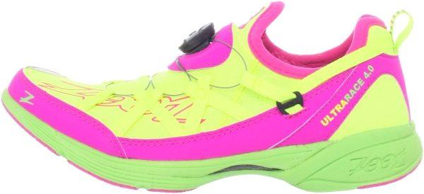 Zoot Ultra Race 4.0 woman safety yellow/pink glow/green