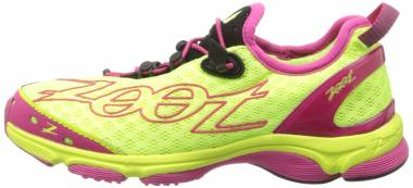 Zoot Ultra TT 7.0 - Safety Yellow/Beet/Black (Z140101101)
