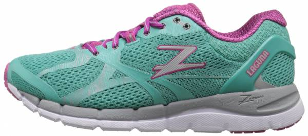 Zoot Laguna woman aquamarine/passion fruit/grey