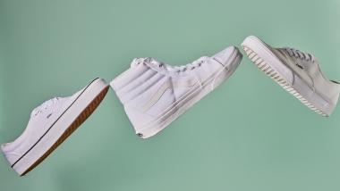 Best white canvas sneakers