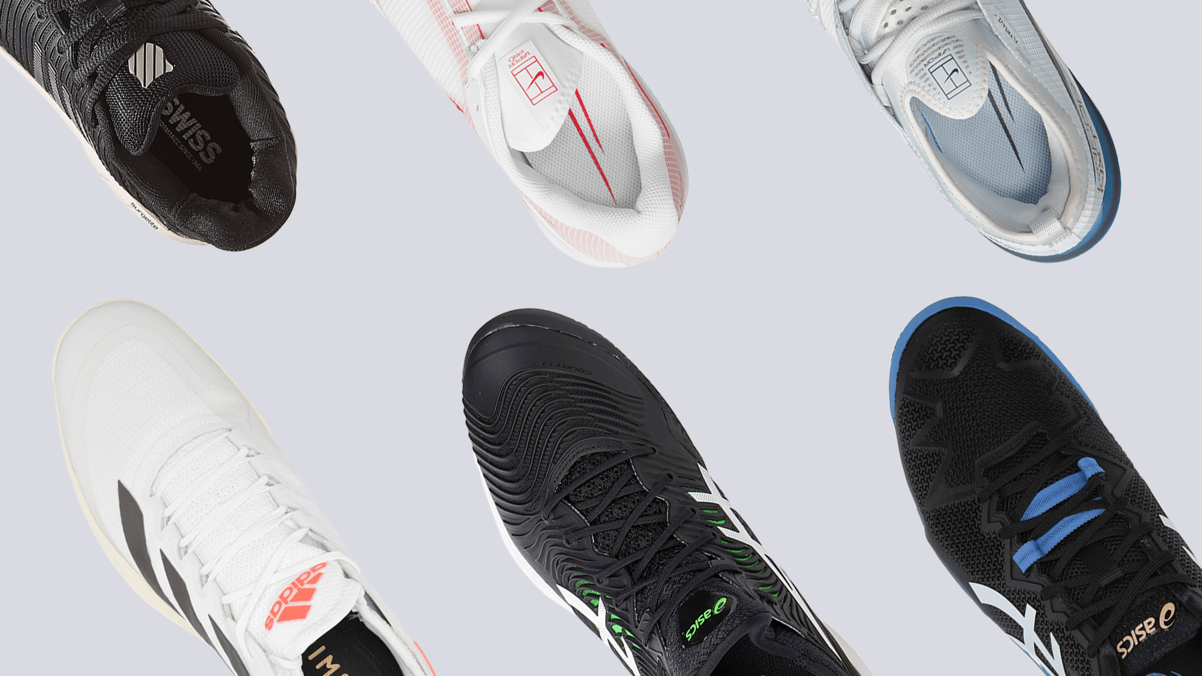 10 Best Tennis Shoes in 2021