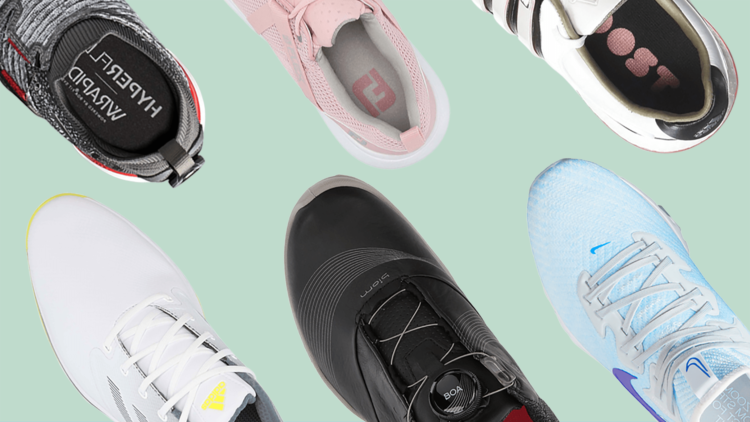 10 Best Golf Shoes in 2021