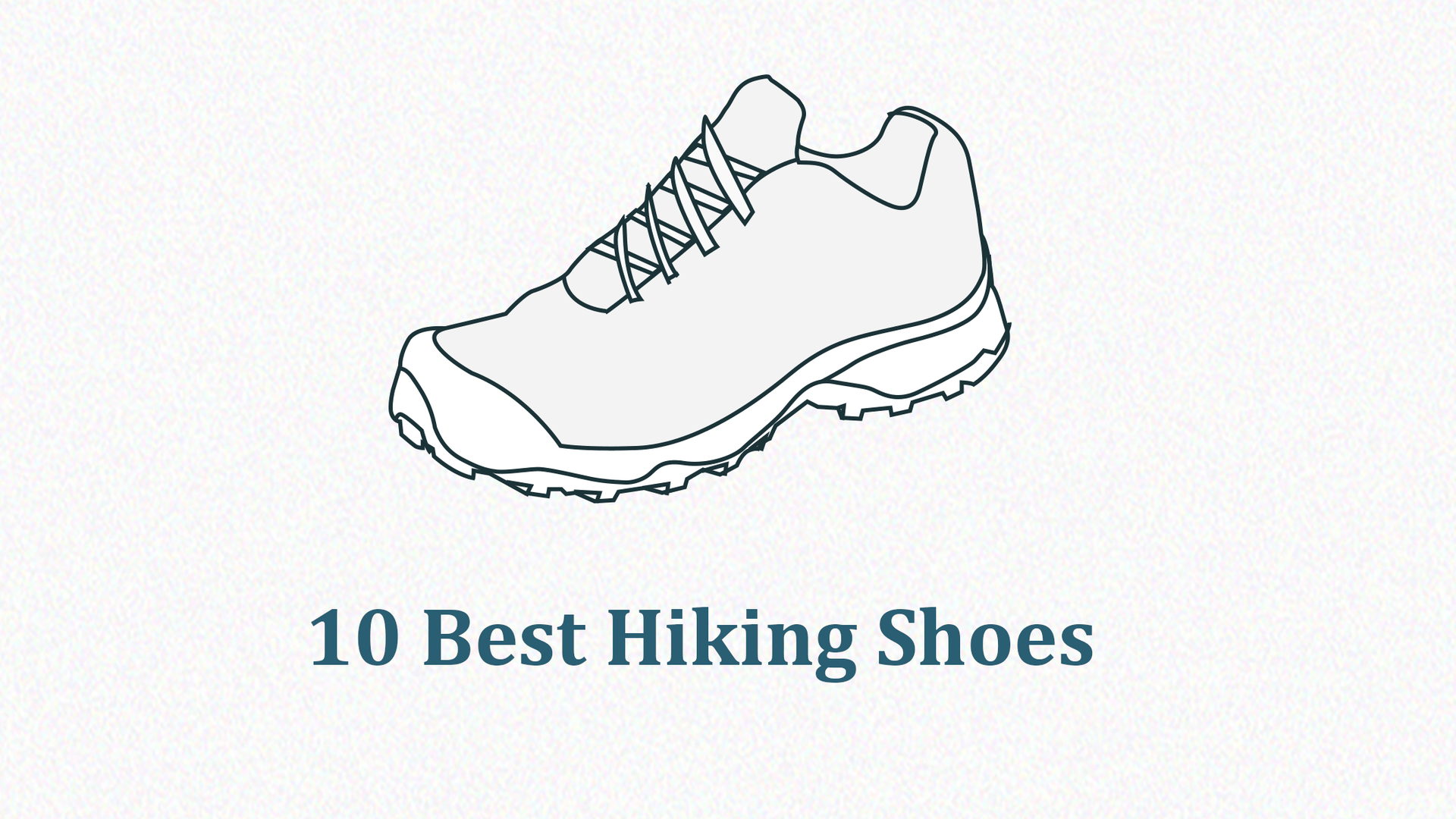 10 Best Hiking Shoes in 2021
