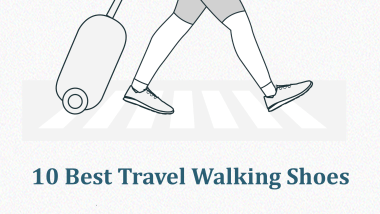 Best travel walking shoes