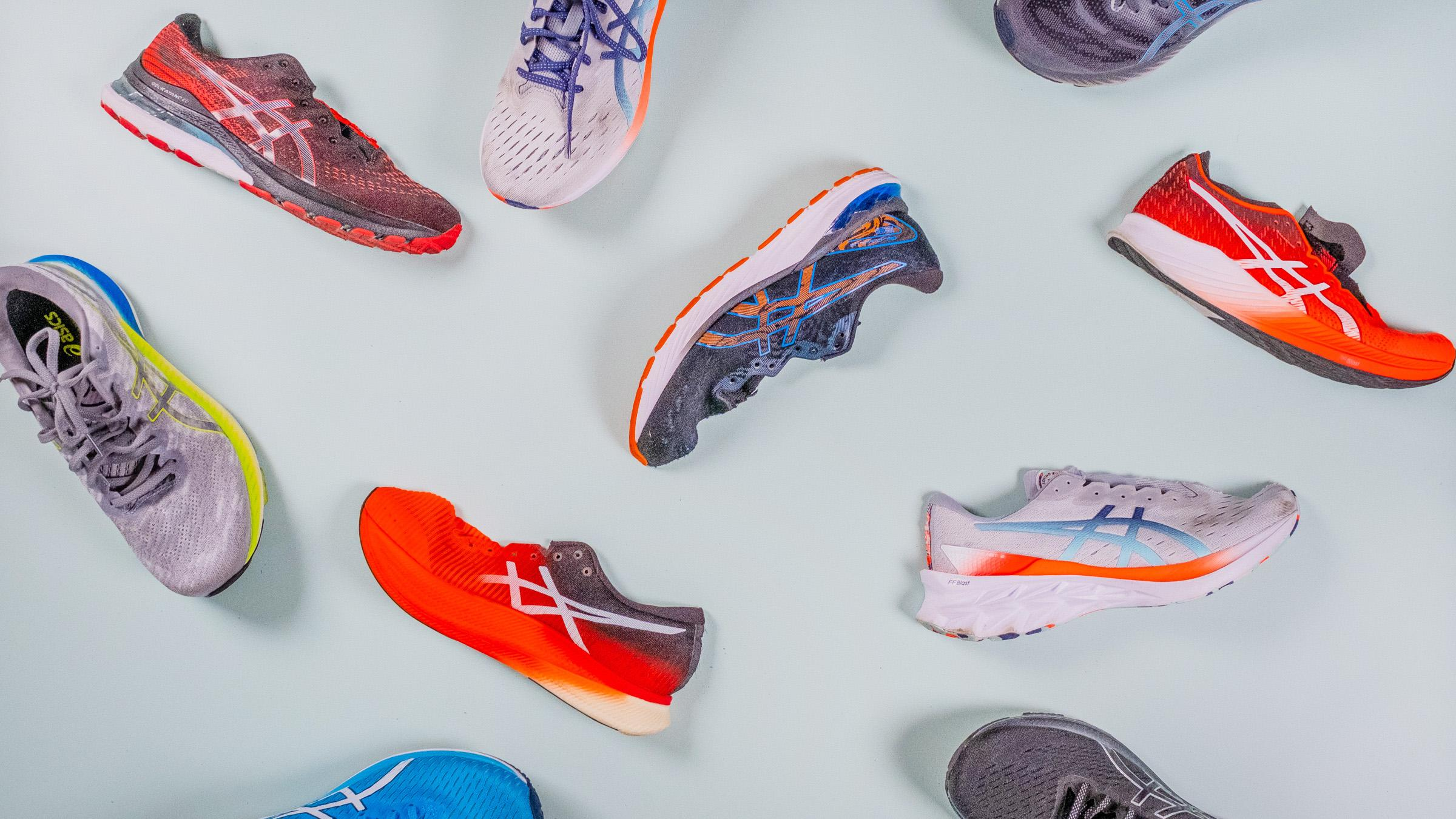 10 Best Asics Running Shoes in 2021