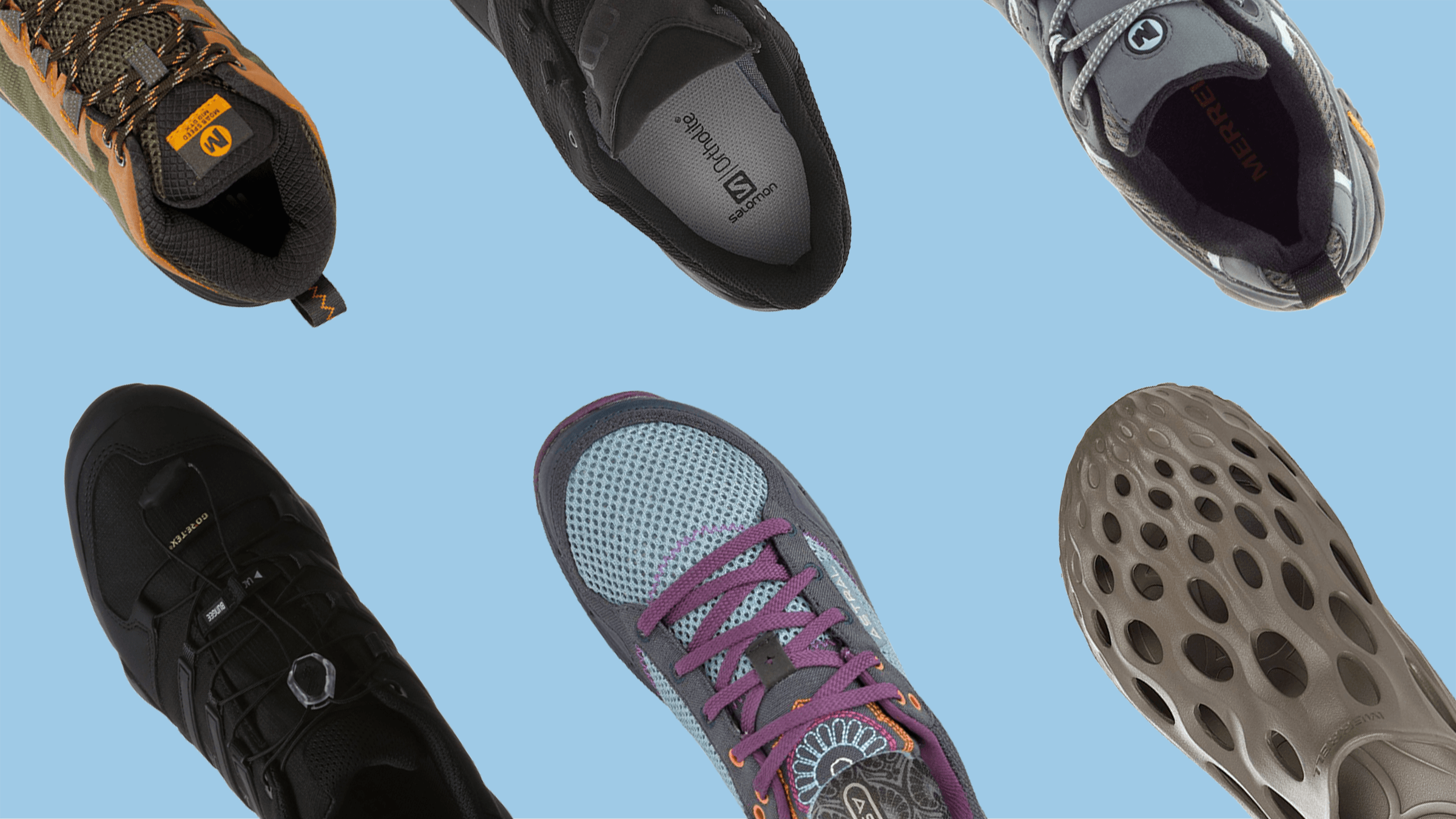 10 Best Lightweight Hiking Shoes in 2021