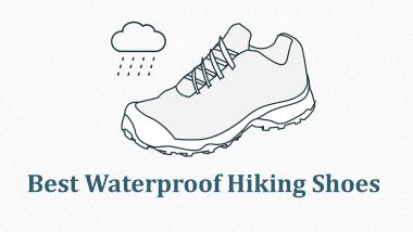 Best waterproof hiking shoes