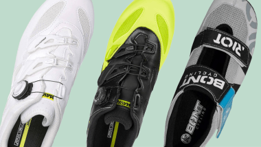 Best triathlon cycling shoes