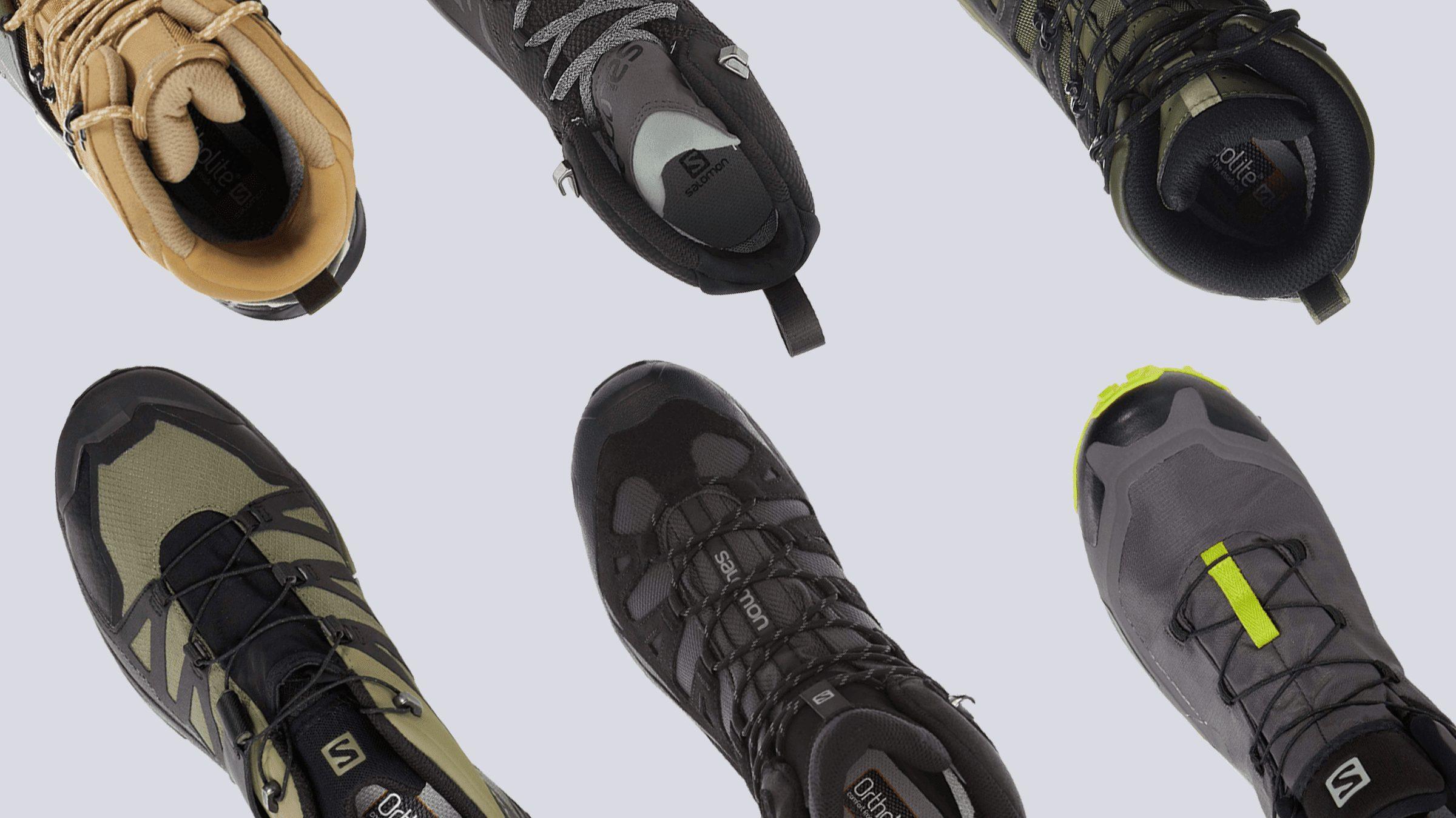 10 Best Salomon Hiking Boots in 2021