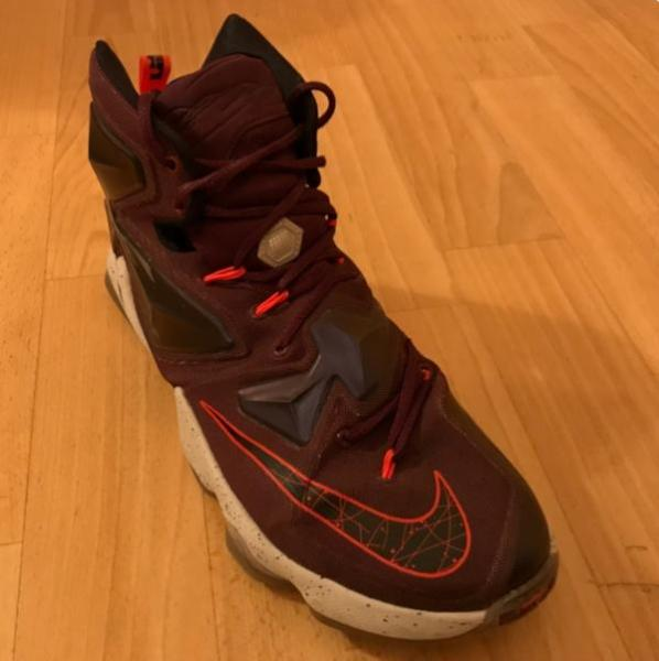 The Nike Lebron 13: Not perfect but a great overall shoe