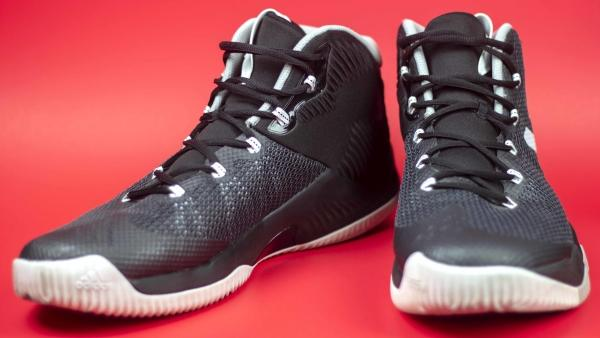 Adidas Crazy Hustle - Not exactly what I expected