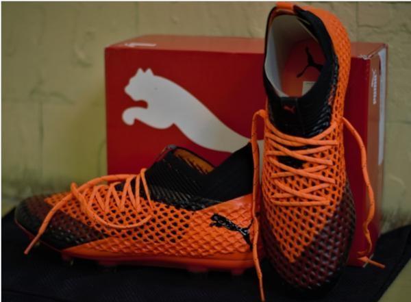 Puma Future 2.1 Netfit FG/AG: The future of football shoes?