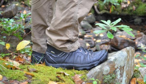 Keen Venture Mid Leather WP - A reliable boot for your next rainy adventure