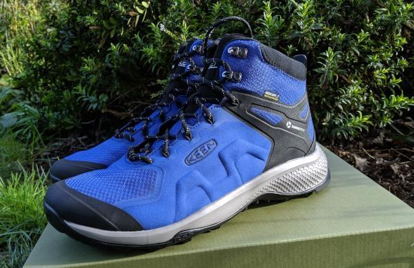 Keen Explore Waterproof Boot: Bringing a spring in the step to the trail