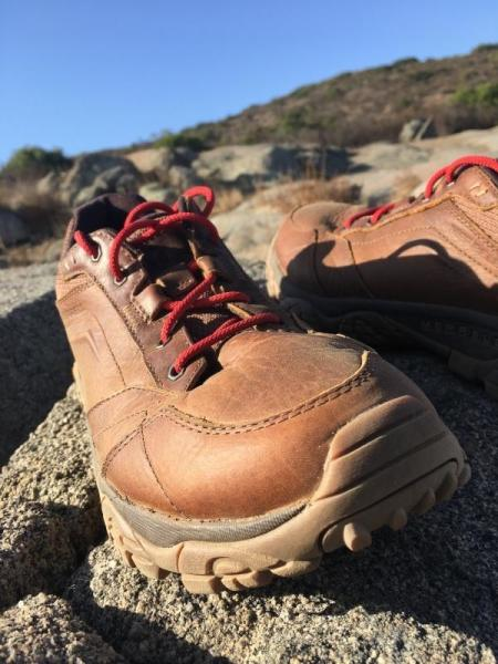 The Merrell Moab Adventure Luna Lace: Get ready for an adventure!