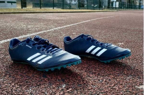Adidas Sprintstar: A sprinters' spike made for middle-distance