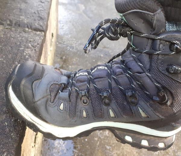 Salomon Quest 4D 3 GTX: Great hiking boots