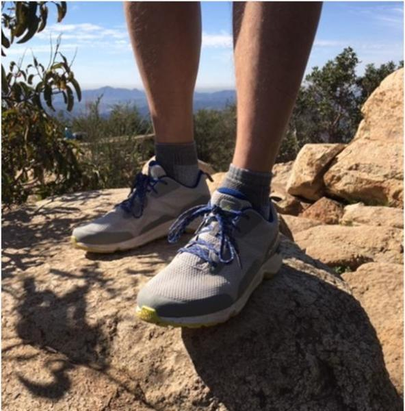 Columbia Vitesse OutDry: Hiking with style