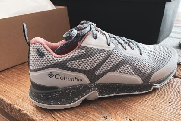 Columbia Vitesse Outdry - A light hiking shoe that's great for travel