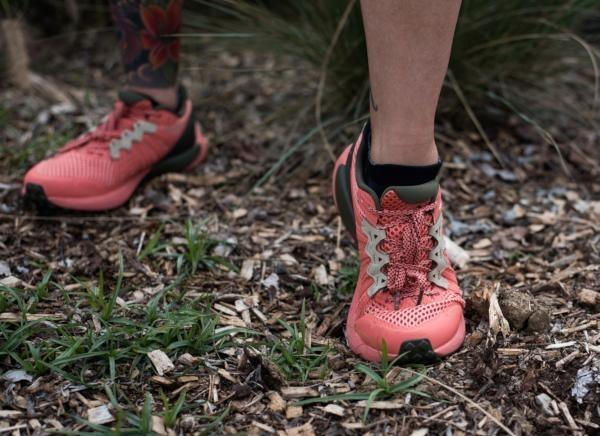 Columbia Montrail FKT- Stable and grippy trail runner