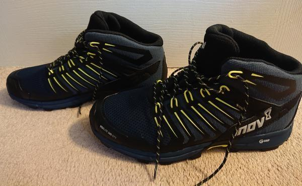 Indestructible Inov-8 Roclite G 345 GTX shoes