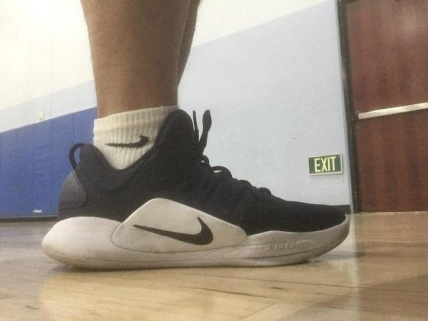 Review of Nike Hyperdunk X Low