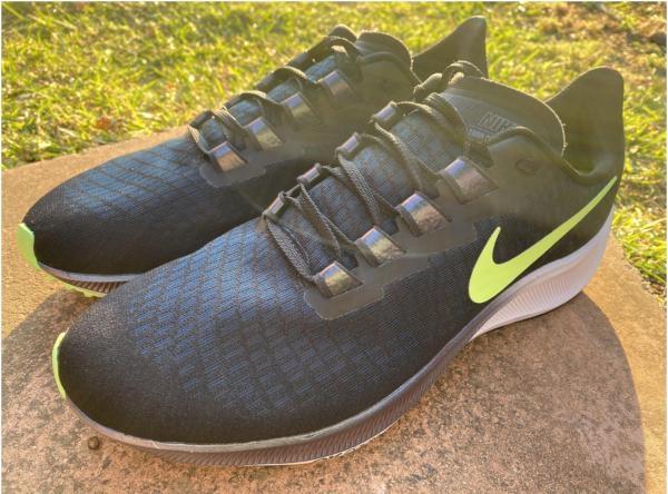 Nike Air Zoom Pegasus 37: More air, more flair