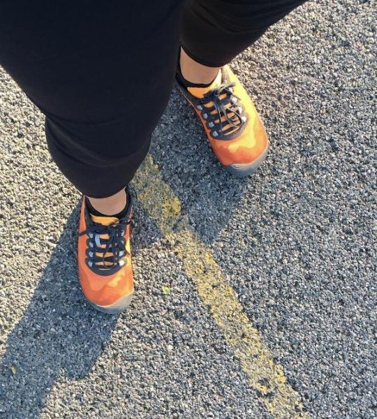Merrell Vapor Glove 4 Women's Trail: Fits like a glove