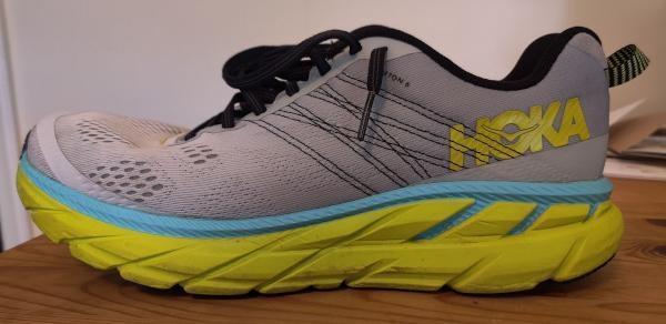 Hoka One One Clifton 6 - The shoe I want to run in