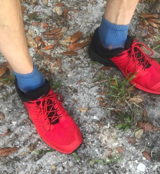 Inov 8 Roclite G 275: The rockin' light & responsive trail shoe