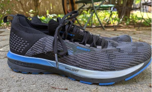 Brooks Ricochet 2: Looks sleek and snappy but fails to deliver