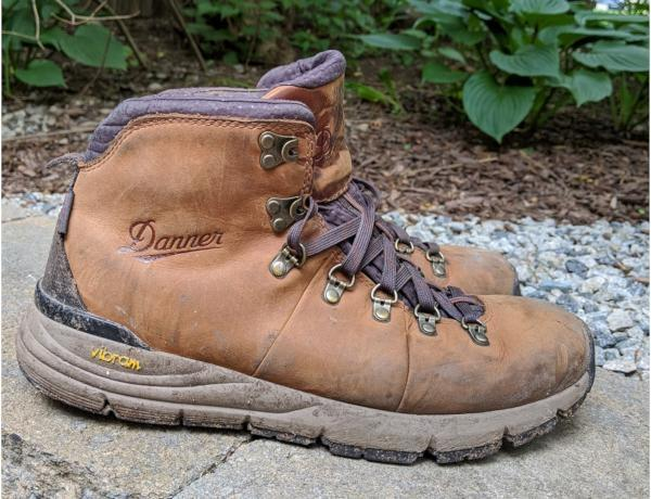 Danner Mountain 600 - A classic hiker with running shoe comfort