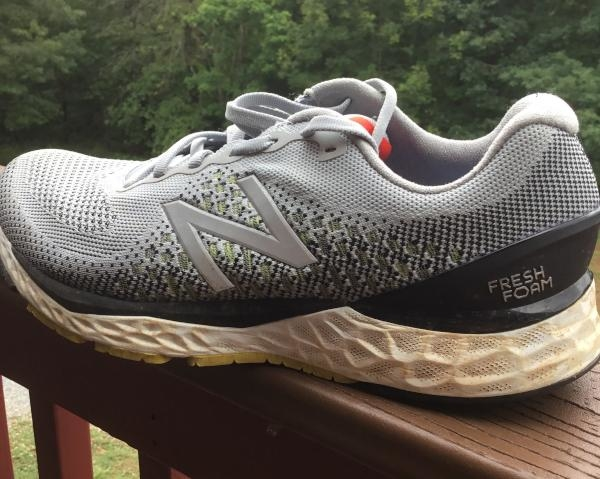 New Balance Fresh Foam 880 v10: In case you missed it, quite a bit of cushioned bang for your bucks!