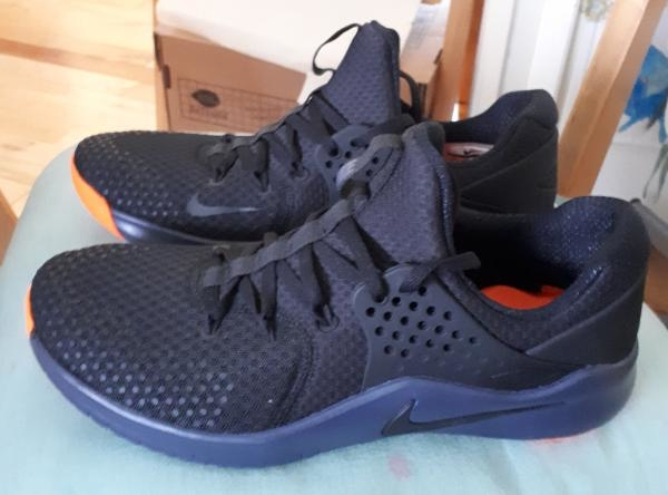 Nike Free Trainer VIII: A very good shoe for gym training