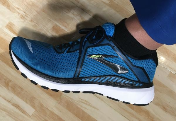 Brooks GTS 20 review- A smooth ride for many miles