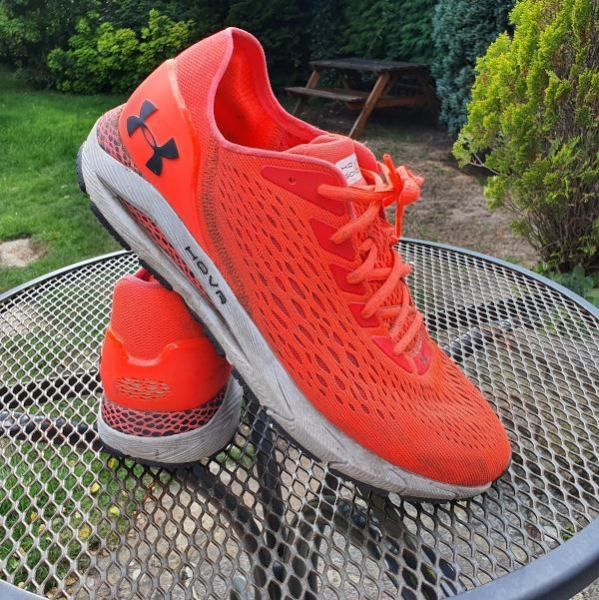 Under Armour HOVR Sonic 3 – Top running trainer manufacturers be prepared because there's a Sonic storm in town!