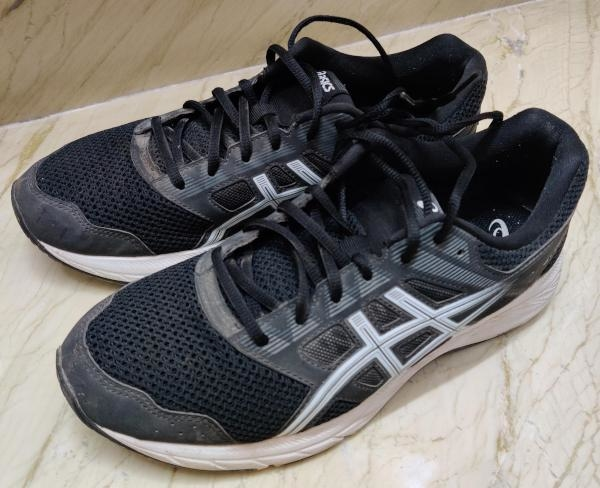 Asics Gel Contend 5: Discount trainers for the not so serious