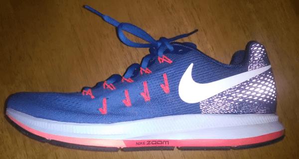 The Nike Zoom Pegasus 33