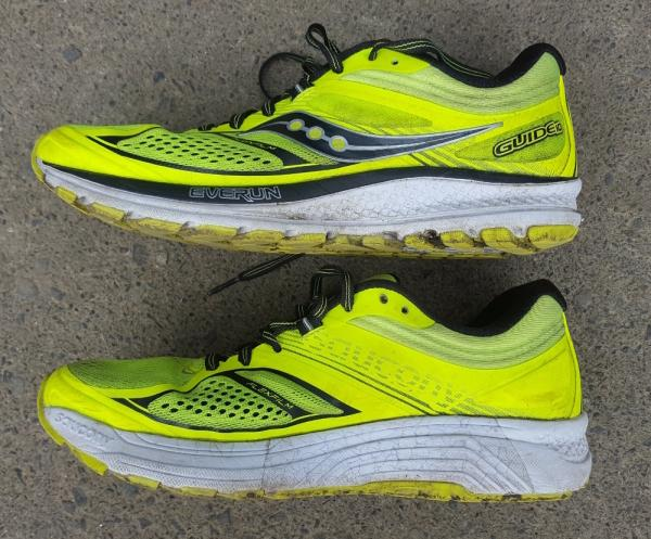 Only $80 + Review of Saucony Guide 10