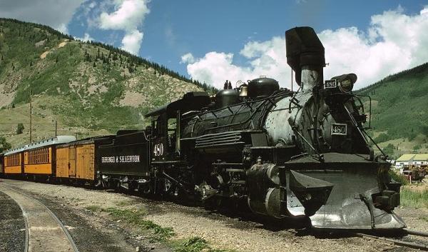 Durango-Train