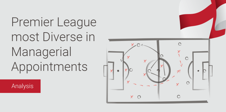 Premier League most Diverse in Managerial Appointments [Analysis]