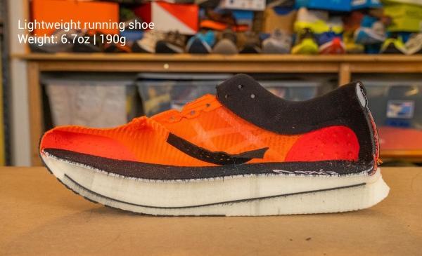 lightweight-running-shoe-weight