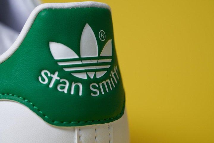 Adidas Stan Smith Heel Details