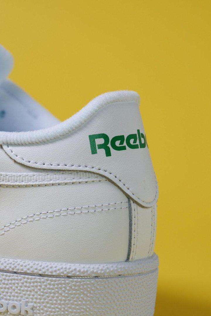 Reebok Club C85 Heel Detail