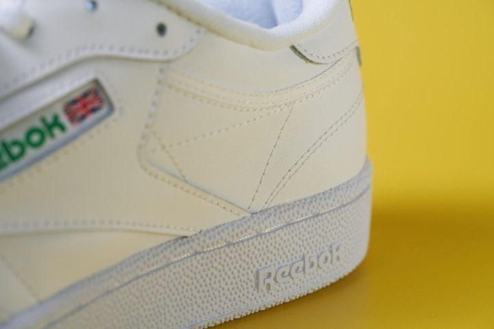 Reebok Club C85 Stitch Detailing