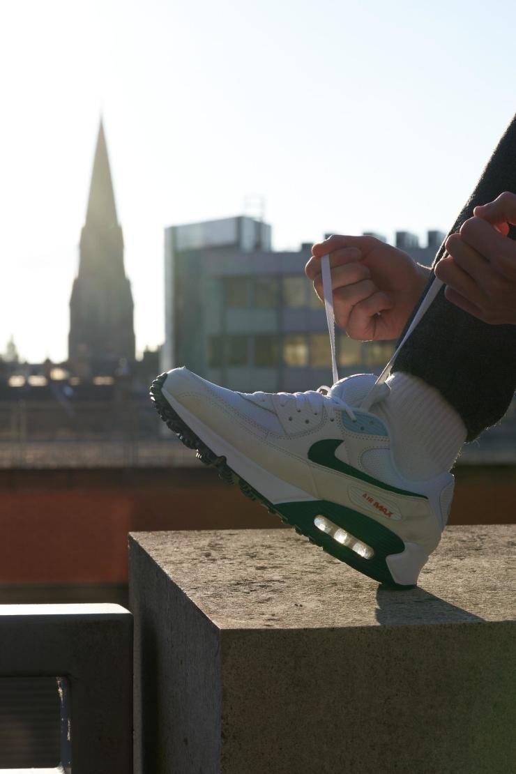 Nike Air Max Street Photo